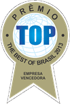 Prêmio TOP - THE BEST OF BRASIL 2012