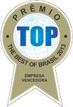 Prêmio TOP - THE BEST OF BRASIL 2012