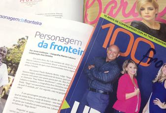 Revista 100 Fronteiras